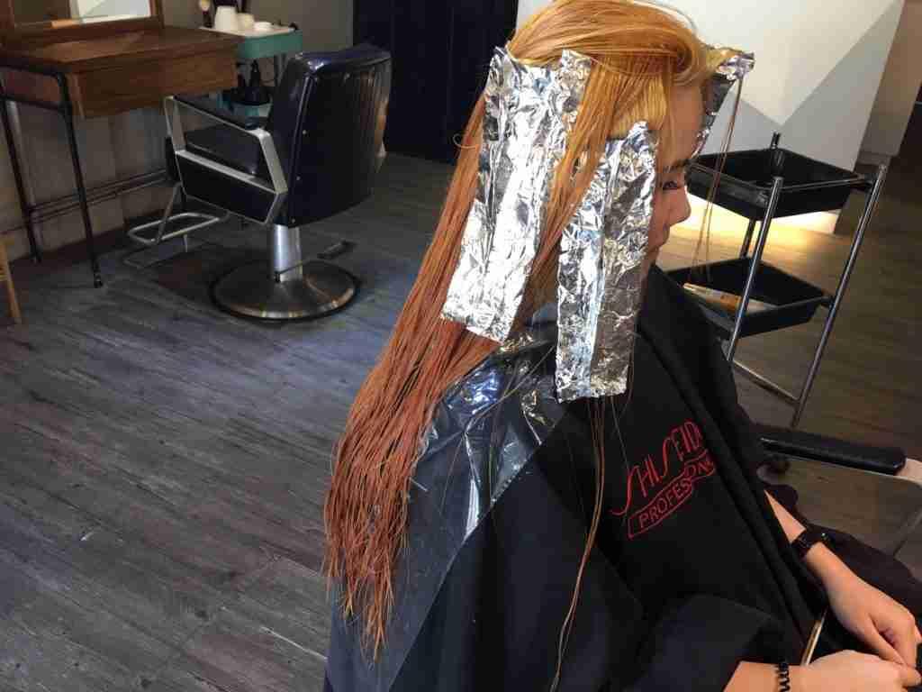 染髮護髮推薦髮廊