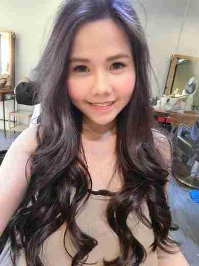 【台中網美最愛髮廊】髮型設計師獨特的技術魅力,成功打造台中混血小明星!!