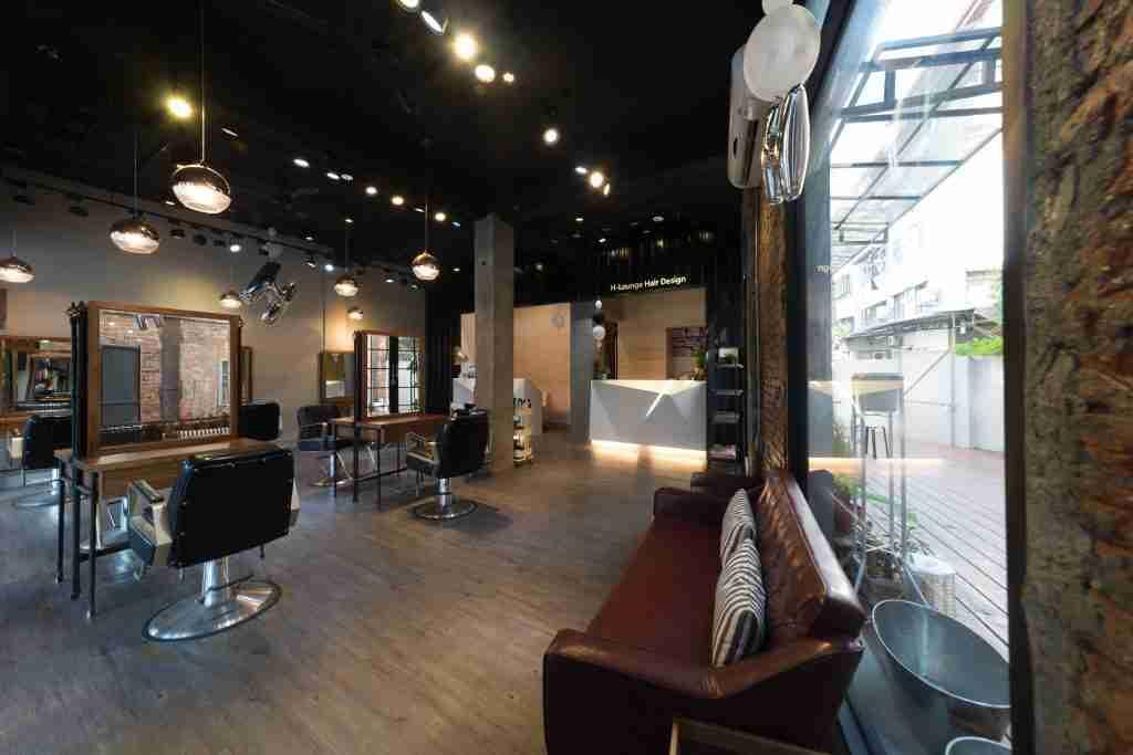h-lounge hair髮廊推薦