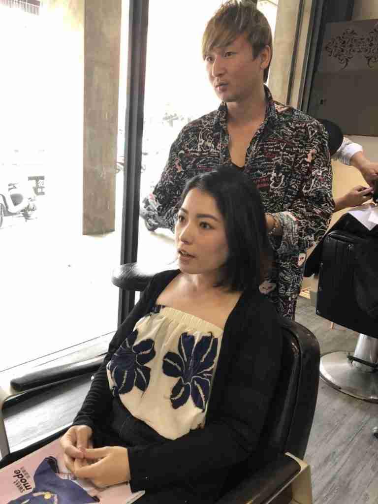 台中理髮師