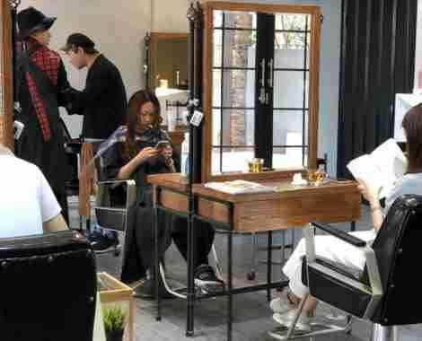 網美推薦髮廊