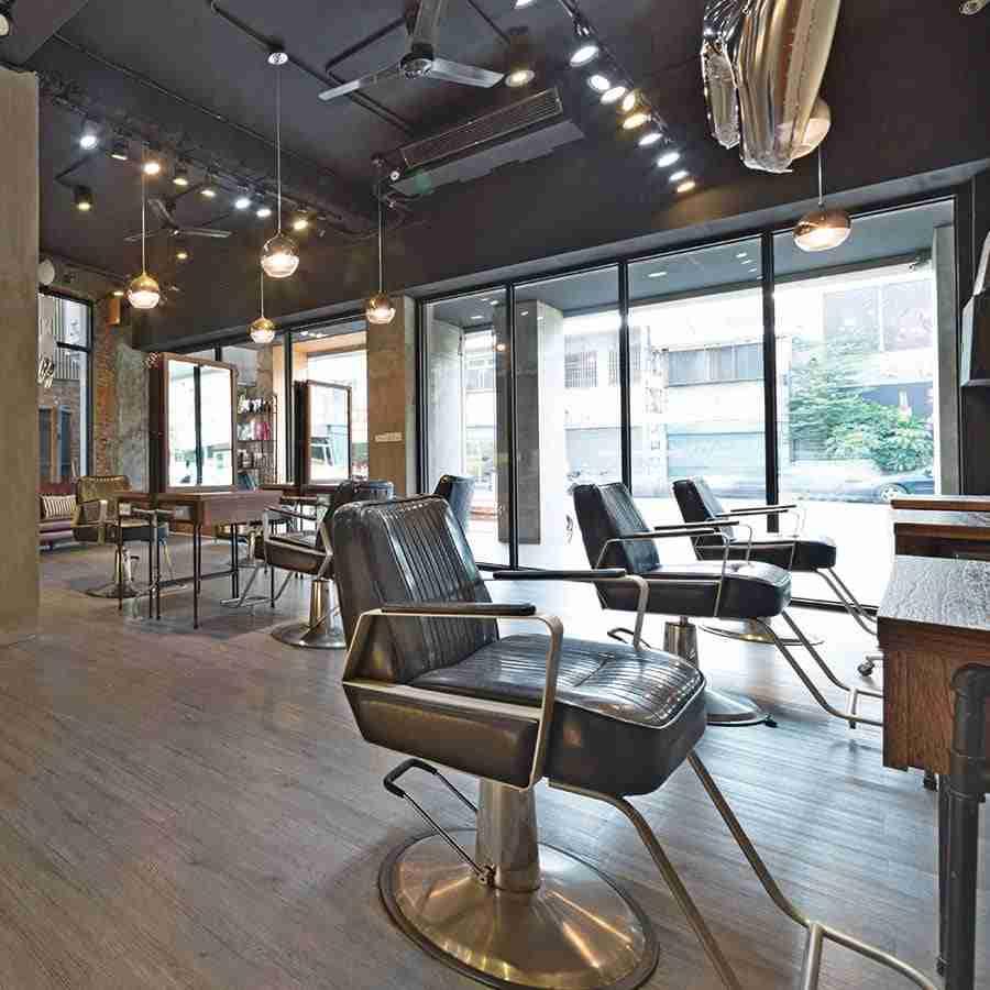 台中染髮設計髮廊