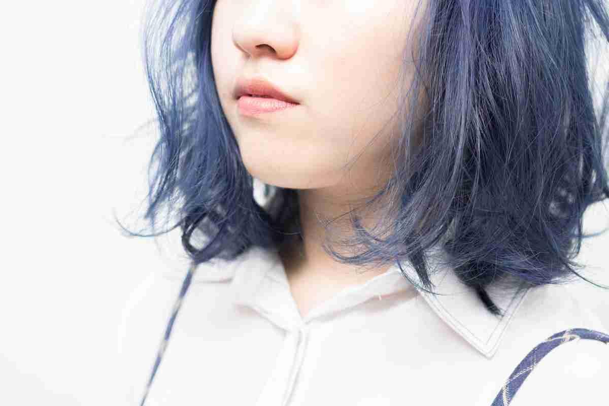 台中染髮短髮