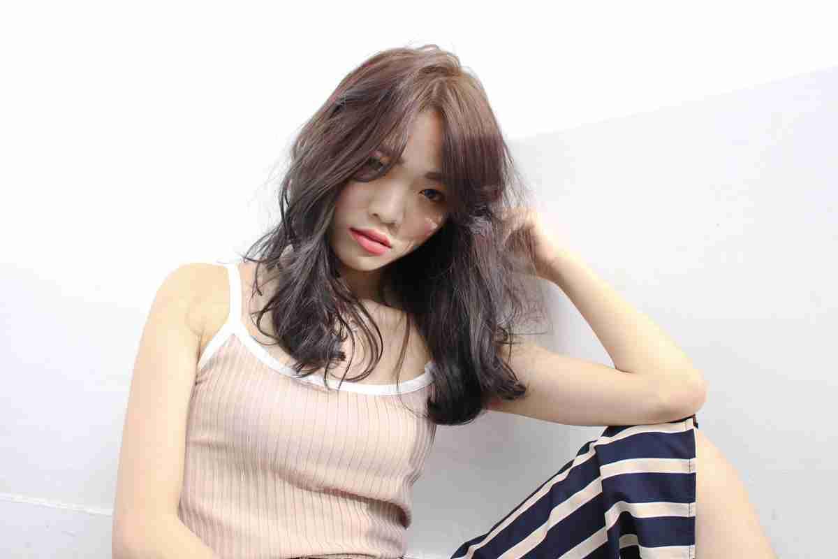 台中髮廊長髮