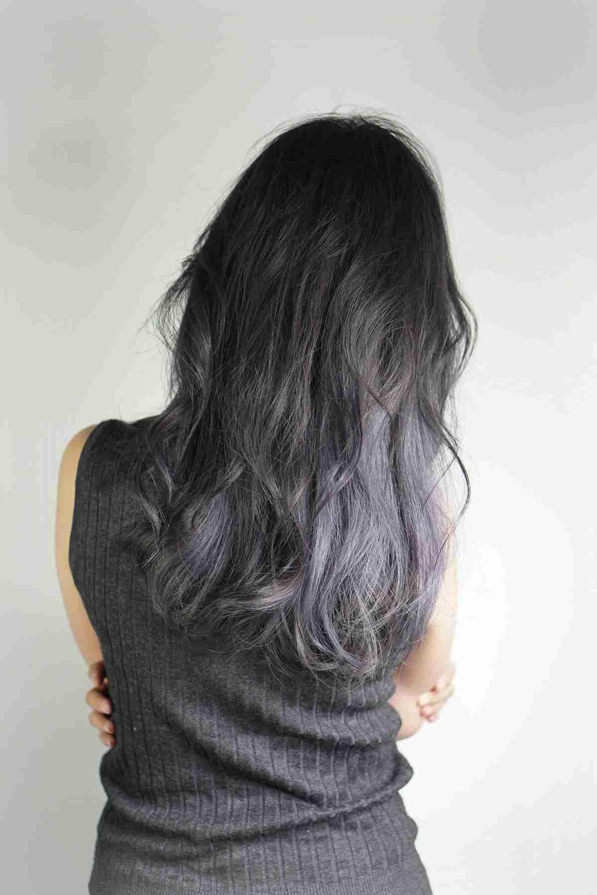 台中美少女染髮