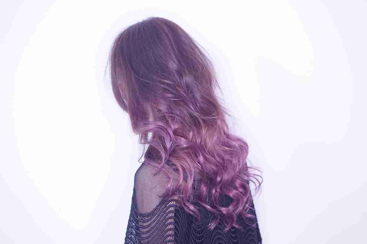 講究設計染髮