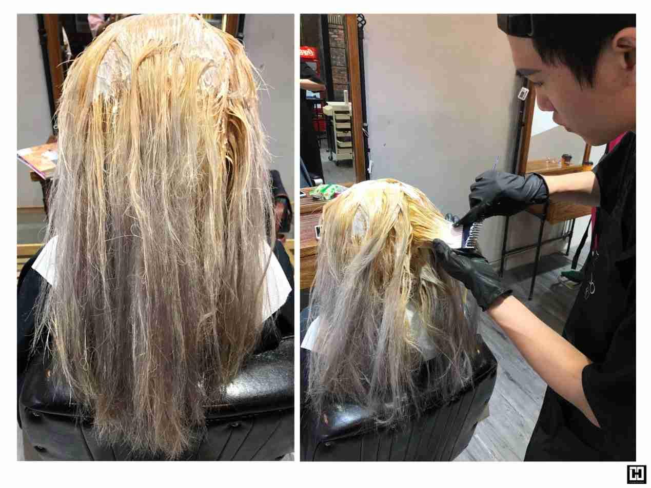 台中護髮染髮