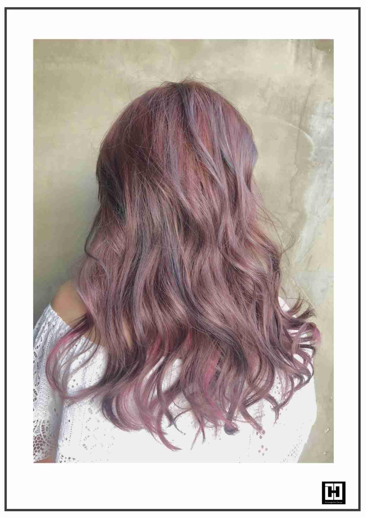 台中染髮造型