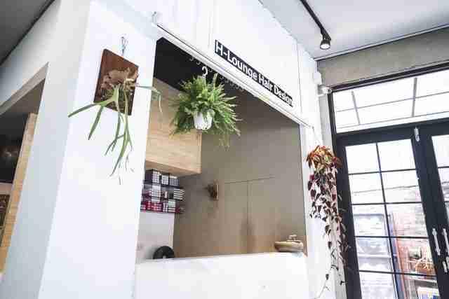 台中髮廊櫃台